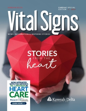 vital signs cardiac edition